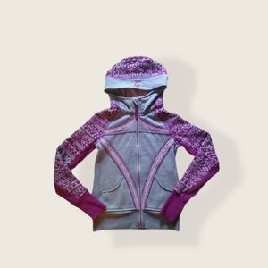 {Ivivva} Special Edition Remix Hooded Jacket